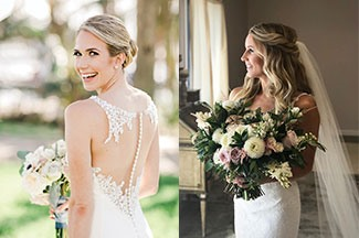 Two Inspiring Bridal Hair Looks from Paul Mitchell®