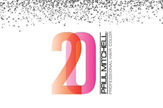 Celebrate the 20th Anniversary of Paul Mitchell® Professional Hair Color with our 20 Days of Colour Competition!