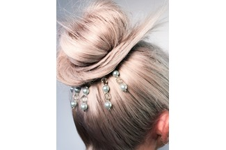Kenra Party Hair How To #2