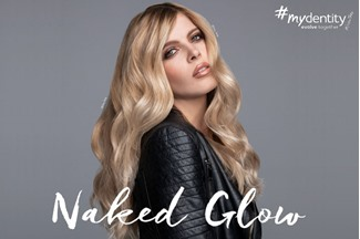 Get the look: Naked Glow