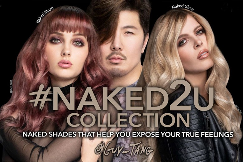 NEW Demi-Permanent #NAKED2U Collection NAKED GLOW