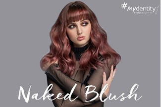 Get the look: Naked Blush