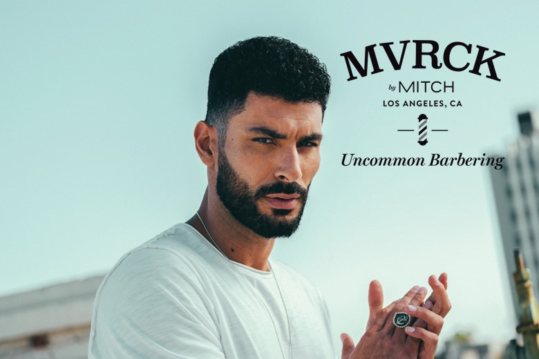 Get the Look with MVRCK®: Textured Cut with Low Shadow Fade