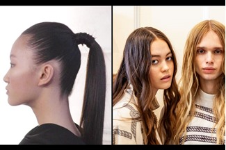 Our favourite hair looks from NYFW and LFW SS2020