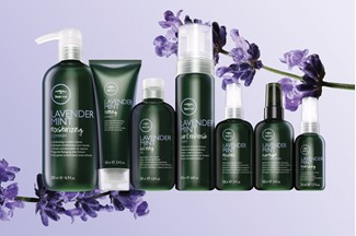 NEW Lavender Mint Collection for Curly Hair