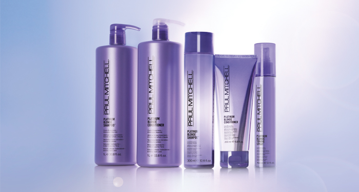 Paul Mitchell Platinum Blonde Collection 700px